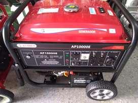Planta Eléctrica 8500 Watts Gasolina