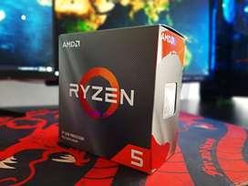 Procesador AMD RYZEN 5 3600 (NUEVO)