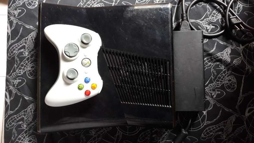 Xbox 360s Slim en Optimas Condiciones 0
