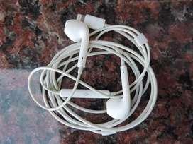 Auricular iPhone Apple lightning Earpods Original