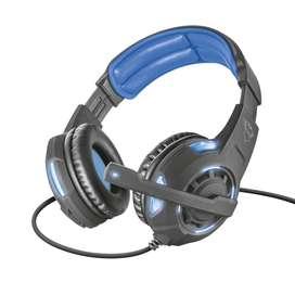 Audifonos Trust Gxt 350 Radius 7.1 Sonido Envolvente Virtual