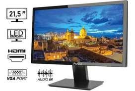 Monitor LED Janus de 21.5