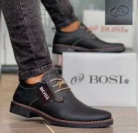 Zapatos Bosi de hombre serio