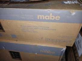 Aire Acondicionado Convencional 110v 12000BTUS Blanco Mabe