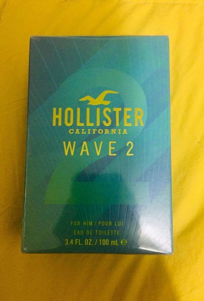 Perfume Hollister California Wave 2 0