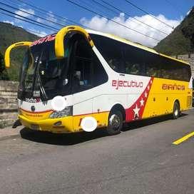 Flamante bus Yutong