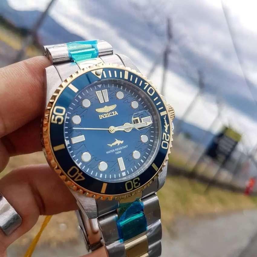 Invicta Original Blue Ocean 0
