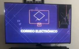 "Samsung 40"" Full HD Plano Smart TV / Para repuestos"