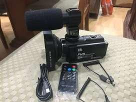 Video Filmadora FHD LVQUONE