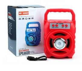 Mobile Multimedia Speaker MS-1605BT, 1619BT y 1617BT