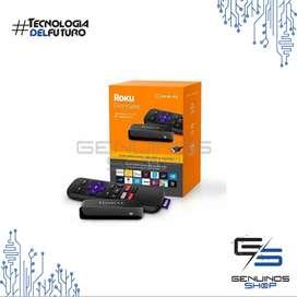 Convertidor Smart Tv Wifi Roku Premiere Smart Tv Hd 4k-negro