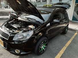 Aveo Gt Emotion 2010 Coupe