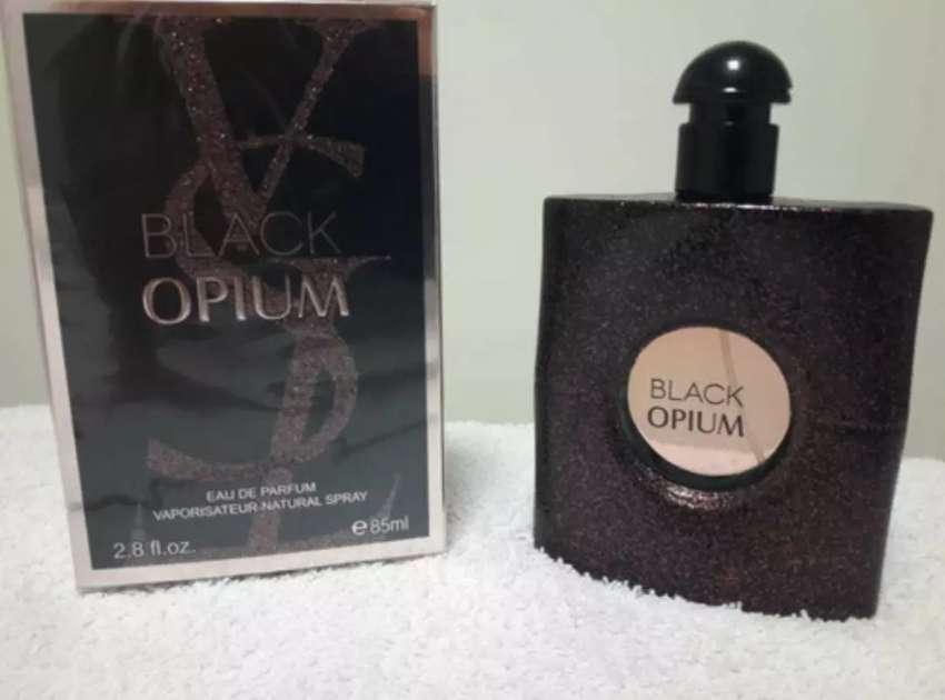 Black Opium de YSL 0
