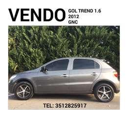 vendo GOL TREND 2012