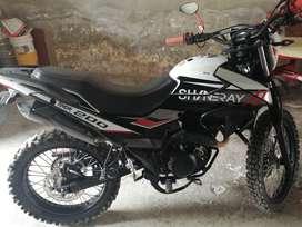 Moto shineray THOR 200