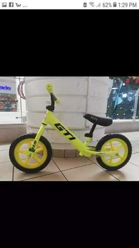 Vendo bicicletas sin pedal