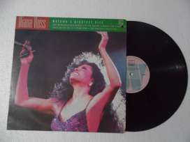 Diana Ross ‎– Motown's Greatest Hits. Lp. Vinilo.