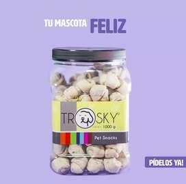 Galletas para mascota TROSKY