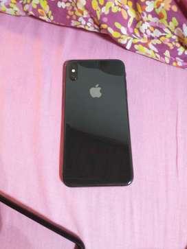 Iphone XS Max 64 Gb Negro. Excelentes condiciones