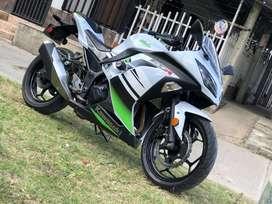 Venta Ninja 300 modelo 2015
