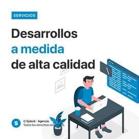 Desarrollo a medida | Página web | Programación | Diseño web