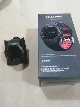 Reloj Smartwatch Tempus