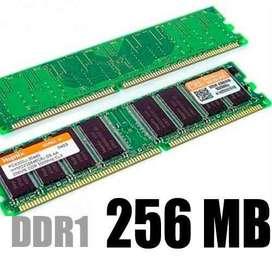 Memorias DDR1 256MB