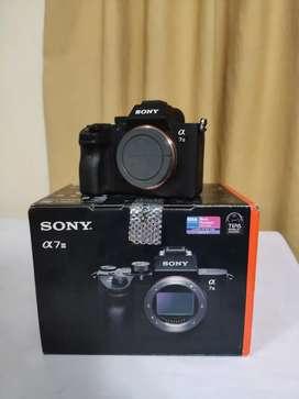 Cámara Body Profesional Sony A7III