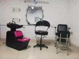 Juego de peluquería