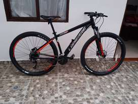 se vende Bicicleta mountain bike marca LAPIERRE