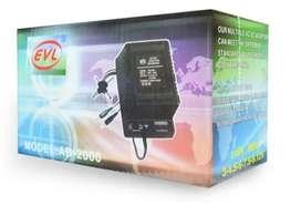 Adaptador Universal 3 - 12 V Ac Dc 6 Plug 2000ma Con Switch