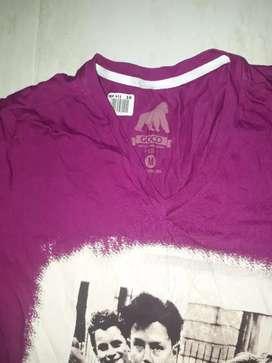 Camisetas GOCO talla M