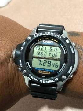 Reloj casio de buceo dep 160