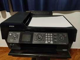 Impresora Epson multifunción cx9300f (le faltan cartuchos)
