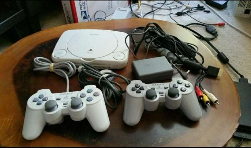 Play Station One Nuevo Lee Cds Copia 0