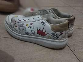 Zapatillas de nena en 31 usadas