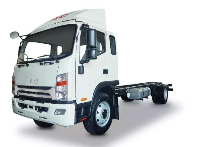 Camión JAC 10.8 toneladas chasis EURO 4  - HFC1120 CH 4X2 E4 0