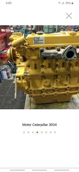 Motor caterpillar 3034