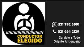 Servicio de Conductor Elegido