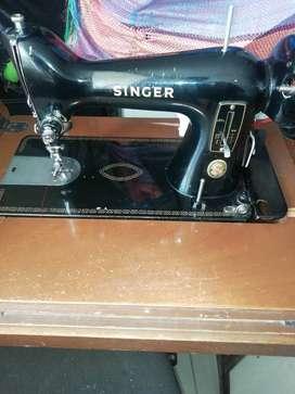 Maquina de coser clásica singer original