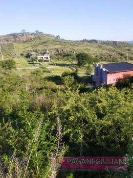 cod 494 terreno en venta con vista en Estancia Vieja