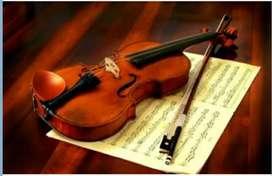 Clases de violin online y presenciales personalizadas
