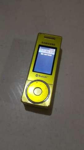Samsung SGH-X836 clásico de colección No funcional