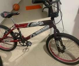 Bicicleta de croz como nueva