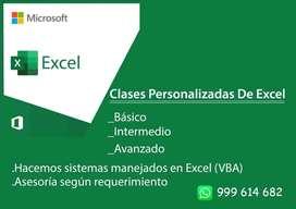 Excel para todos - Clases