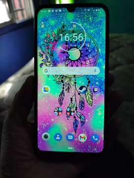 VENDO celular Moto E6 Plus LIBRE