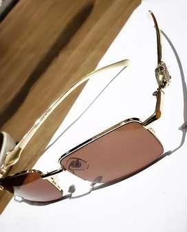 Gafas medio marco