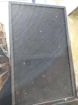 venta de 4 parlantes modelo kf 850