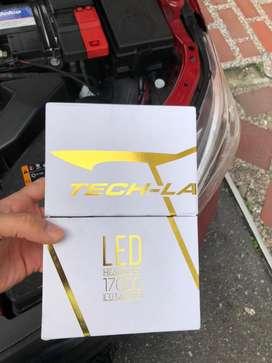 Luces Led techla 17.000 lumens H4