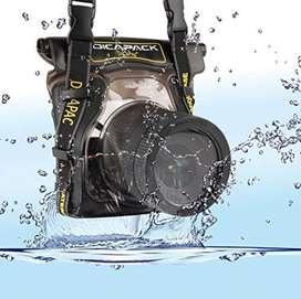 Estuche Impermeable Dicapac Wp-s5 Para Cámaras DSLR/SLR